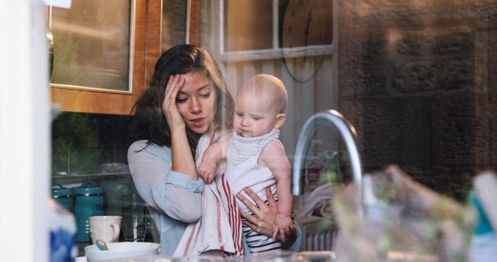 Szülői kiégés: ha nem kezeljük, mindent megfertőz
