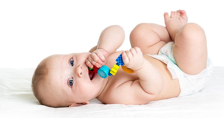 Ezek a jelek figyelmeztetnek, ha nem jól fejlődik a kisbabád