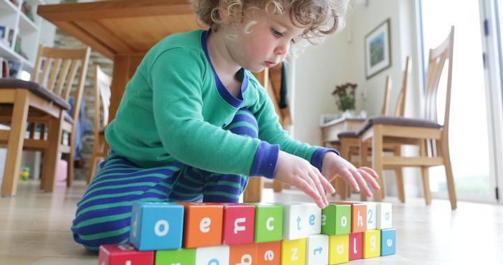 A gyerek építő korszaka: hogy lehet támogatni szülőként?