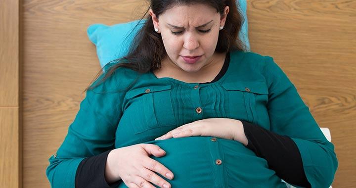 Miért keményedik a pocak a terhesség alatt?