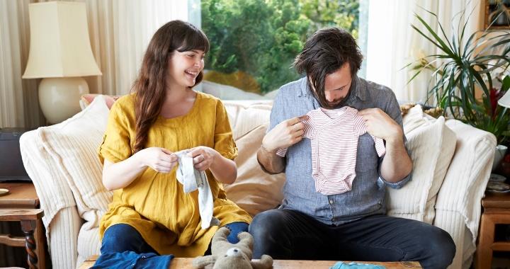 Amikor a párod is terhesnek gondolja magát