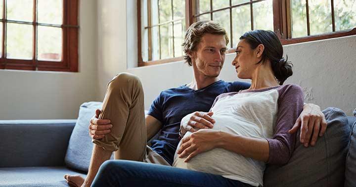 Hogyan támogathatod a partnered a terhesség alatt?