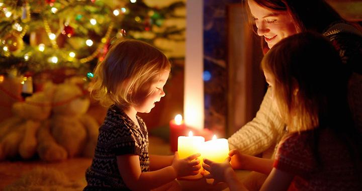Így lesz varázslatos a karácsony a gyerekeddel!