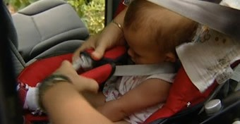 Kismama: Utazás babával